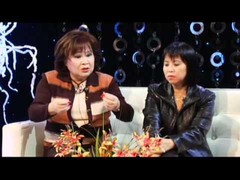 """Lam Thuy Van Show with Hong Anh & Kim Tran - CHu De """" Hoi Huyen Tuy  """" Part 2"""