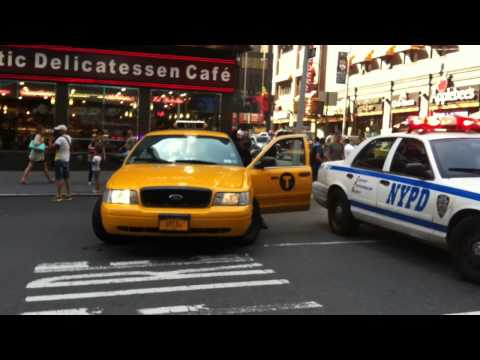 NYPD - Next Level - NYPD UNDERCOVER NYC YELLOW CAB UNIT