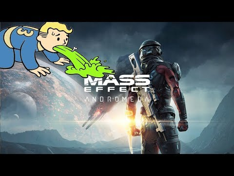 Mass Effect: Andromeda OFFICIALLY DONE - Bitter & Disappointed