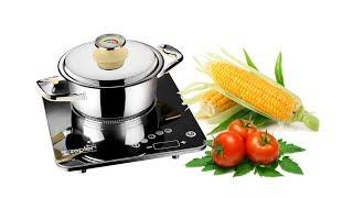 Индукционная плита и посуда - принцип работы и преимущества(, 2014-01-19T23:44:03.000Z)
