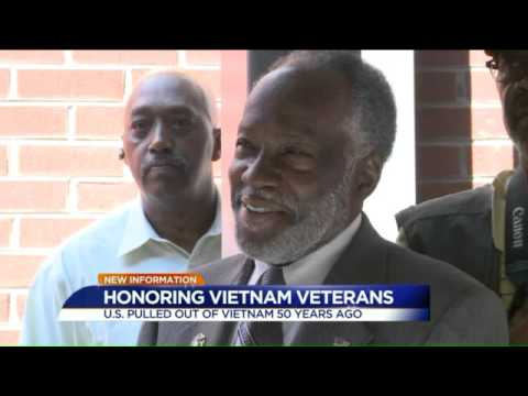 WATCH: McGuire VA Medical Center honors Vietnam veterans