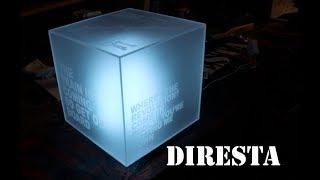 DiResta Laser Cube Lamp