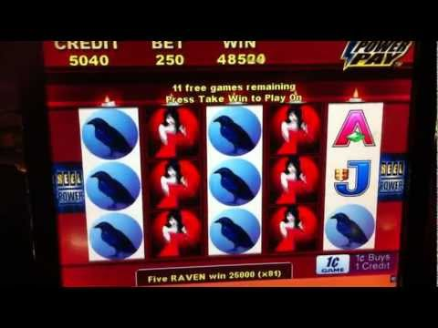 Our Top Casinos For Video Slots