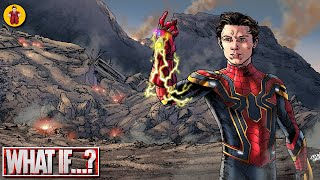 What If Spider-Man Snapped In Avengers Endgame?