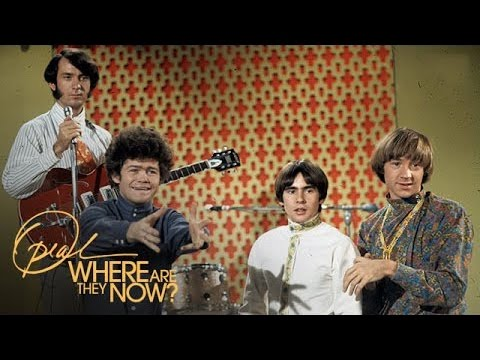 Micky Dolenz on the Monkees | Where Are They Now | Oprah Winfrey Network