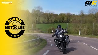 ESSAI : BMW R 1250 GS ADVENTURE - On valide ou pas ?