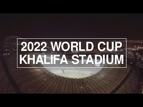 Five Things To Know About Qatar's First 2022 World Cup Stadium