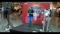 Guitar Hero SM09 17.10 Itäkeskus, Helsinki