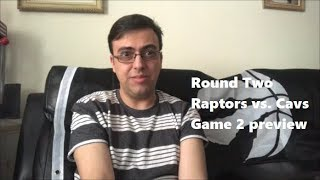 Justin Blvd. Vlogs: Bonus Video #9: Raps vs Cavs Game 2 Preview + Channel Update