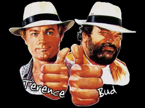 Bud Spencer Und Terence Hill Fanartikel