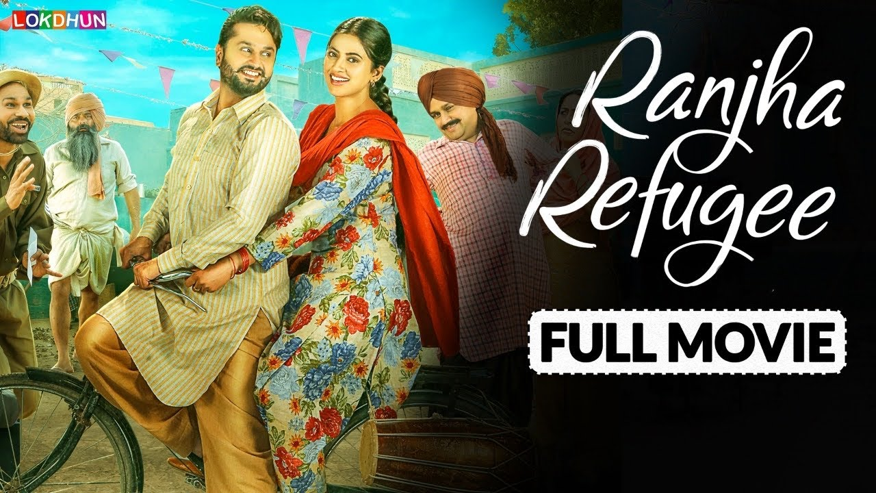 Ranjha Refugee Full Movie ( HD ) Roshan Prince , Sanvi Dhiman | New Punjabi Movie 2020