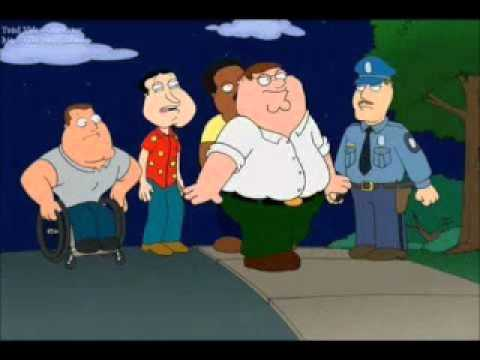 Family Guy Can't Touch Me