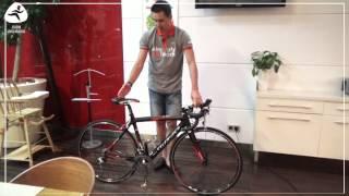 видео по настройке велосипеда