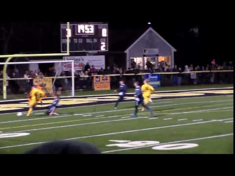 Massachusetts State Cup Playoff Game - William Russell goalkeeper