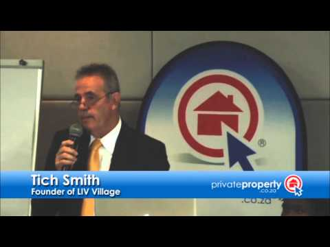 Tich Smith Talk's to Estate Agents, sponsored by Private Property South Africa