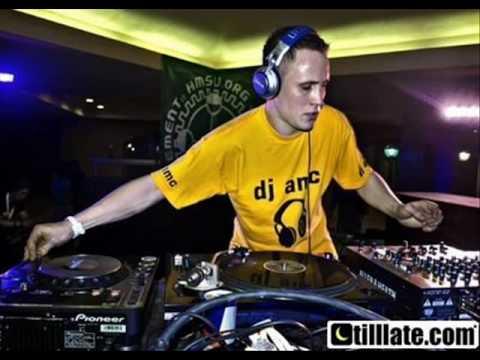 Dj A.M.C @ SLAP! VIENNA  Mix 1