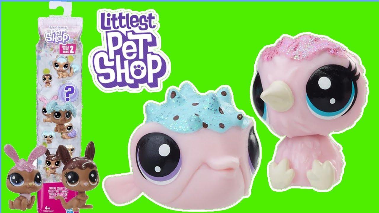 Littlest Pet Shop • Lukrowi przyjaciele • Zwierzaki LPS • unboxing