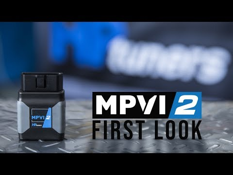HP Tuners MPVI-2 Product review and new features