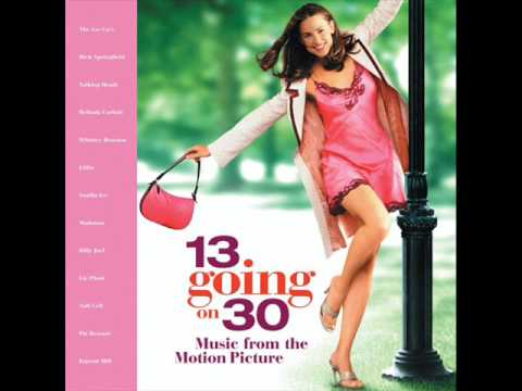 13 Going On 30 soundtrack 08 Madonna  Crazy For You
