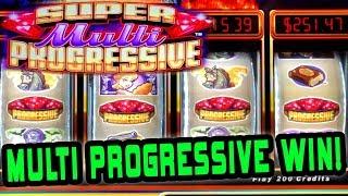 BIG MULTI PROGRESSIVE WIN! ** WOW! ** ★ HOLLOWS RICHES ➜ FLAMINGO Las Vegas