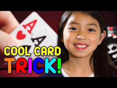 Fun & Easy Card Trick | Full-Time Kid | PBS Parents
