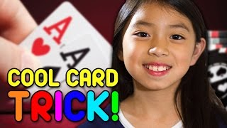 Fun & Easy Card Trick | Full-Time Kid | PBS Parents