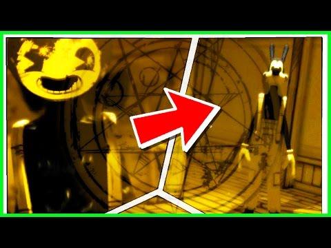 Bendy and The Ink Machine 🌟BORIS IS SAMMY! TRANSMUTATION SECRETS🌟 (Lore, Secrets & Theories)