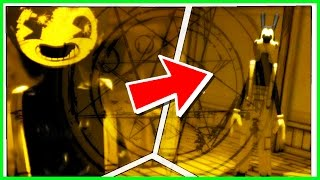 Bendy and The Ink Machine 🌟BORIS IS SAMMY! TRANSMUTATION SECRETS🌟 (Lore, Secrets & Theories)