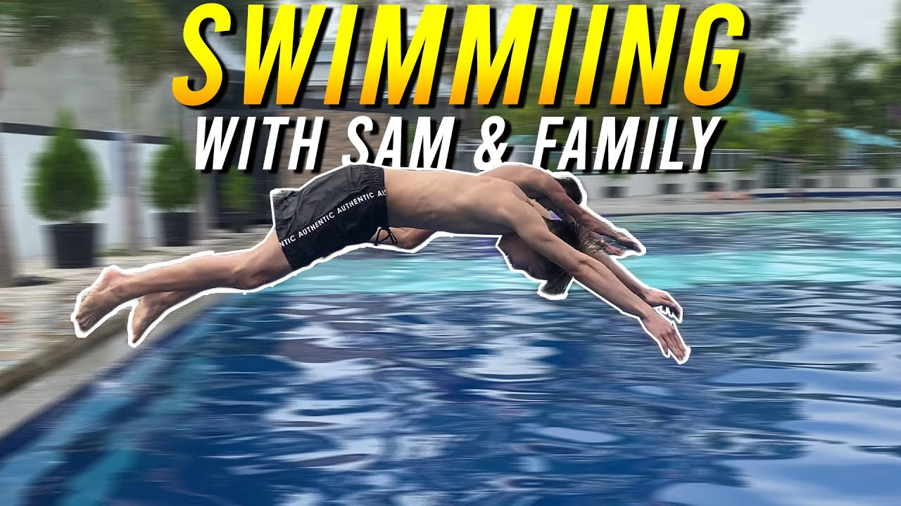 Download SWIMMING WITH SAMANTHA AND FAMILY