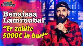 Benaissa Lamroubal – Privatauftritt beim Marokkaner