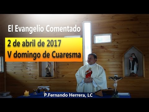 V Domingo de Cuaresma - Ciclo A