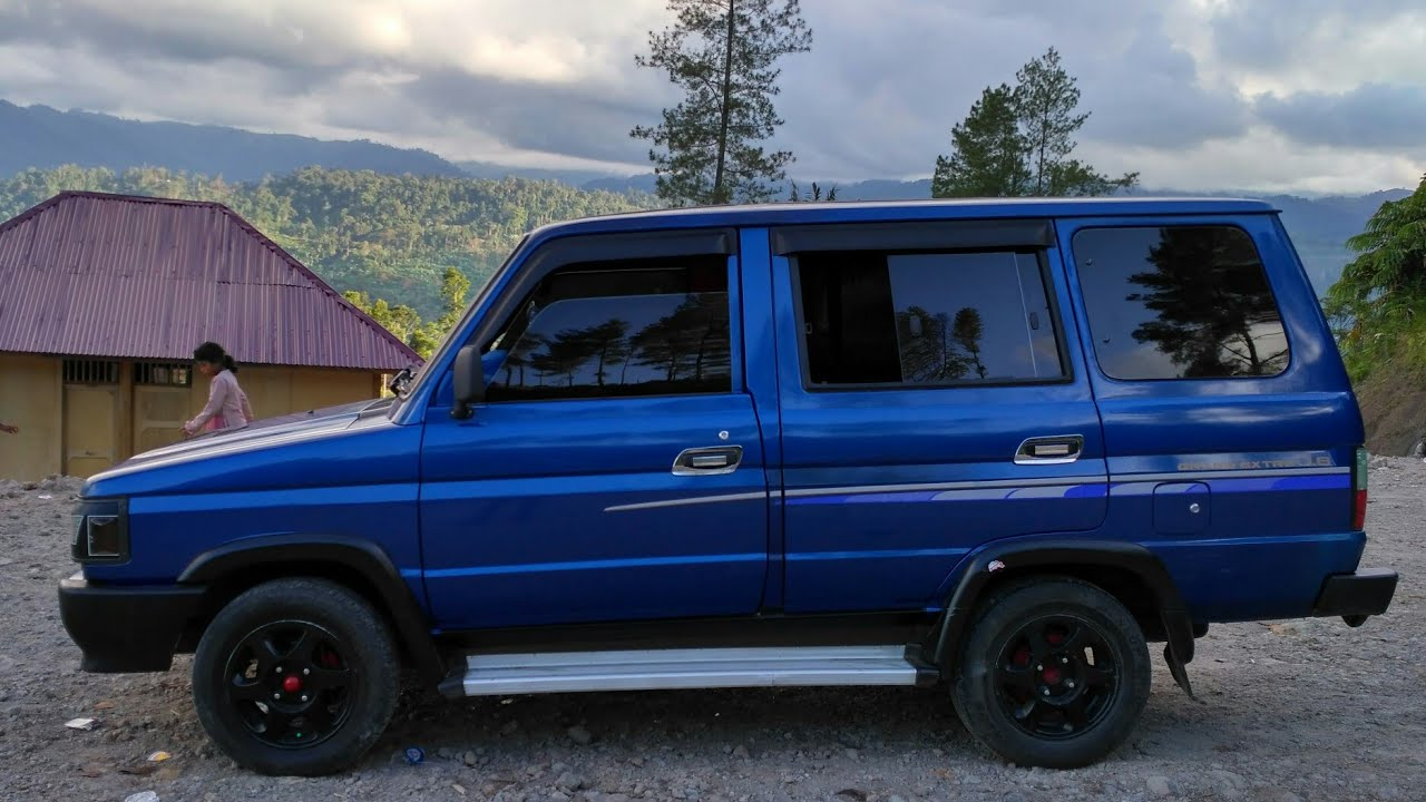 550+ Modifikasi Mobil Kijang Grand Warna Biru HD