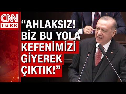"""Cumhurbaşkanı Erdoğan'dan """"128 milyar dolar"""" cevabı! """"Baştan sona yalan ve cehalet"""" Flaş açıklamalar"""