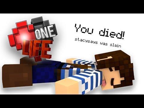 Goodbye Cruel World! | Minecraft One Life SMP - YouTube
