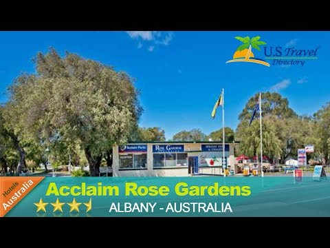 Acclaim Rose Gardens Beachside Holiday Park - Albany Hotels, Australia