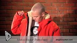 Makia Raglan Parka takki @dropinmarket.com