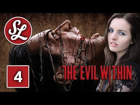 SPIDER LADY | The Evil Within Gameplay Walkthrough - Part 4