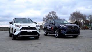 Обзор Нового Toyota Rav4 2019