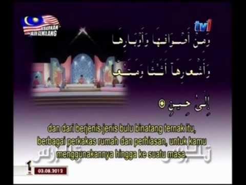 Surah An Nahl Ayat 65 - 93