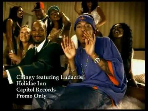 Chingy Ft Ludacris & Snoop Dogg - Holidae In [Dirty Music Video]