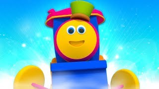 Bob The Train | Nursery Rhymes | Kids Show | Cartoon Videos For Toddlers