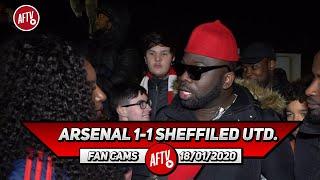 Arsenal 1-1 Sheffield Utd. | It Was A Penalty On Pepe! VAR Cost Us Again! (Kelechi)