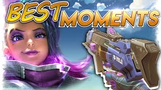 Sombra Best Moments Montage | Sombra Funny, Best and Fail Moments! (Best of Sombra Overwatch)