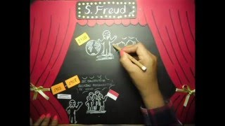 Draw Freud´s Life