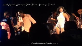32nd Annual Mississippi Delta Blues & Heritage Festival
