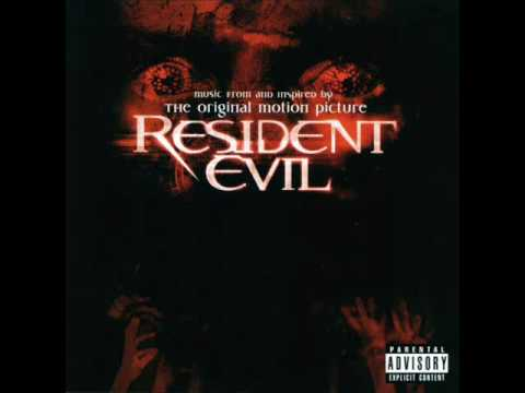 Resident Evil movie soundtrack