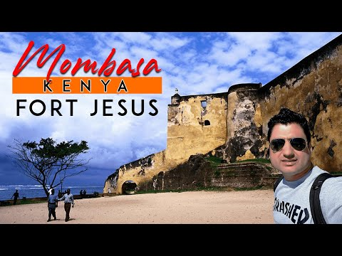 Fort Jesus A MUST to SEE Place in Mombasa Kenya