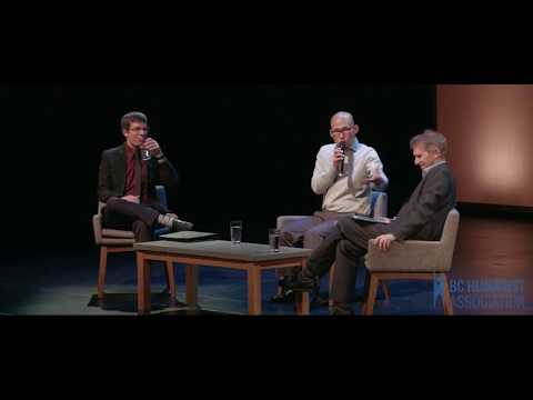 Human Rights Dialogue - Ian Bushfield and Dr Andy Bannister