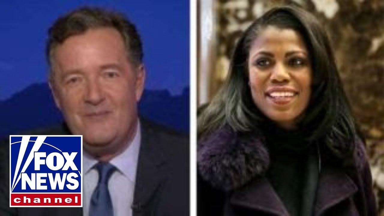 Piers Morgan's Racial Bias against Omarosa