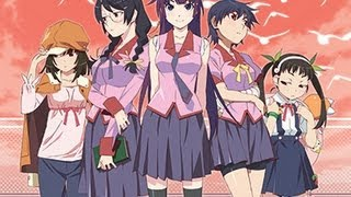 Watch Bakemonogatari Anime Trailer/PV Online